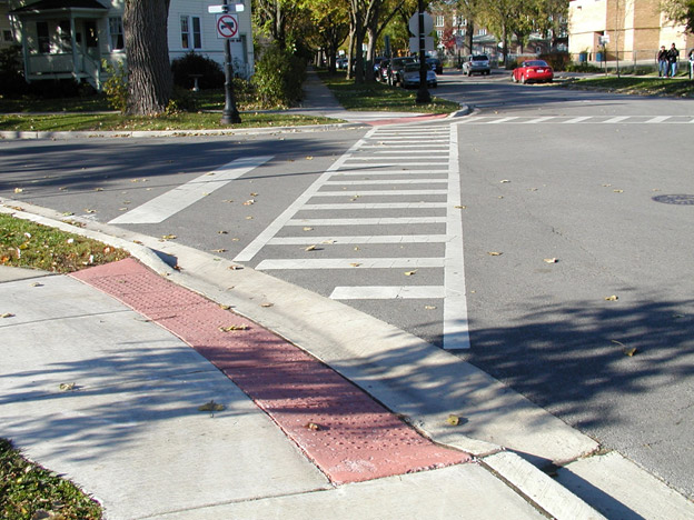 ADA and Pedestrian Considerations - Unsignalized